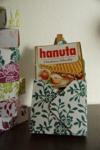 Muttertagsgeschenk-Hanuta Verpackung (Medium)