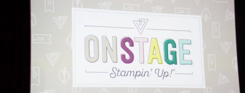 OnStage 2017 Logo